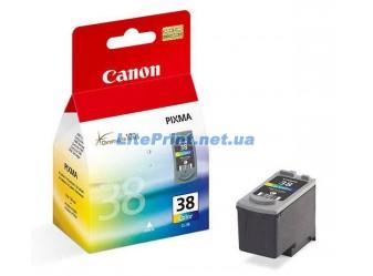 Оригинальный струйный цветной картридж Canon - CL-38, Color