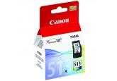 Оригинальный струйный цветной картридж Canon - CL-513, Color