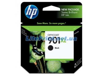 Оригинальный картридж повышенной емкости HP - 901XL, Black