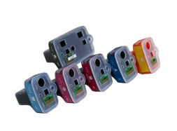 Комплект ПЗК HP-177 для HP PhotoSmart 3213, 3313, 8253, C5183, C6183