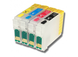 Комплект ПЗК для Epson - Refill4 - C63, C65, СХ3500