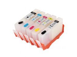 Комплект ПЗК НР-178 для HP PhotoSmart Premium C309, C6300, C5300, C5383, C6383