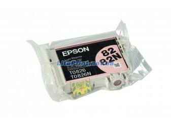 Оригинальный картридж Epson T0826, Light Magenta