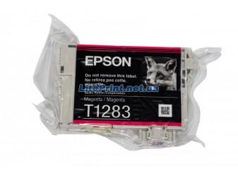 Оригинальный картридж Epson T1283, Magenta