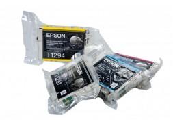 Комплект оригинальных картриджей Epson T1291 - T1294