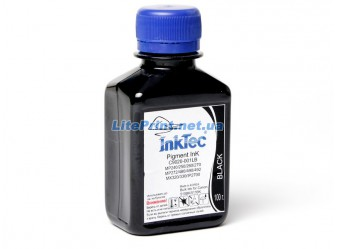 Пигментные чернила для Canon - InkTec - C9020, Black, 100 г