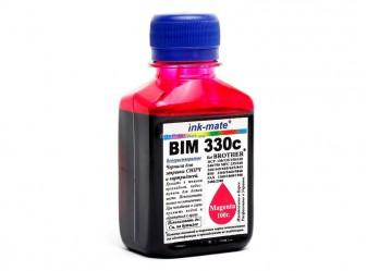 Водорастворимые чернила для Brother - Ink-Mate - BIM 330, Magenta, 100 г