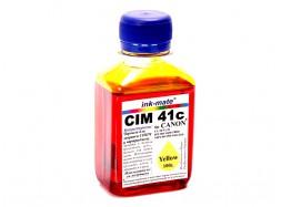 Водорастворимые чернила для Canon - Ink-Mate - CIM 41, Yellow, 100 г