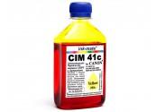 Водорастворимые чернила для Canon - Ink-Mate - CIM 41, Yellow, 200 г