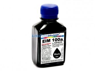 Пигментные чернила для Epson - Ink-Mate - EIM 100, Black, 100 г