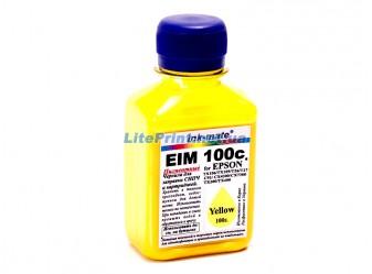 Пигментные чернила для Epson - Ink-Mate - EIM 100, Yellow, 100 г