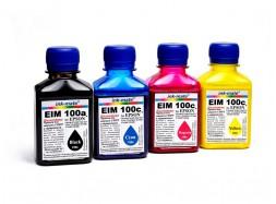 Комплект пигментных чернил для Epson - Ink-Mate - EIM 100, 4x100 г