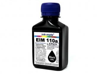 Водорастворимые чернила для Epson - Ink-Mate - EIM 110, Black, 100 г