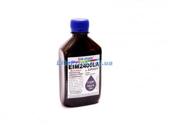 Пигментные чернила для Epson - Ink-Mate - EIM 2400, Light Black, 200 г