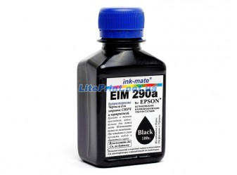 Водорастворимые чернила для Epson - Ink-Mate - EIM 290, Black, 100 г