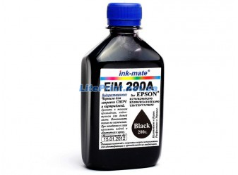 Водорастворимые чернила для Epson - Ink-Mate - EIM 290, Black, 200 г