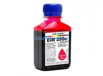Водорастворимые чернила для Epson - Ink-Mate - EIM 290, Magenta, 100 г