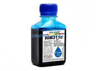 Водорастворимые чернила для HP - Ink-Mate - HIM 311, Cyan, 100 г