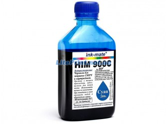 Водорастворимые чернила для HP - Ink-Mate - HIM 900, Cyan, 200 г