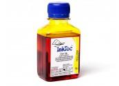 Водорастворимые чернила для Canon - InkTec - C2011, Yellow, 100 г