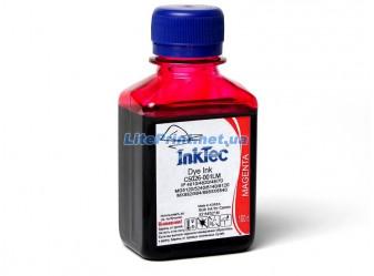 Водорастворимые чернила для Canon - InkTec - C5026, Magenta, 100 г