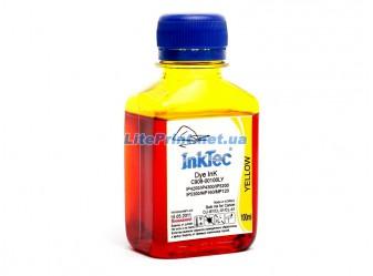 Водорастворимые чернила для Canon - InkTec - C908, Yellow, 100 г