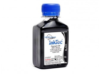 Пигментные чернила для Epson - InkTec - E0011, Black, 100 г