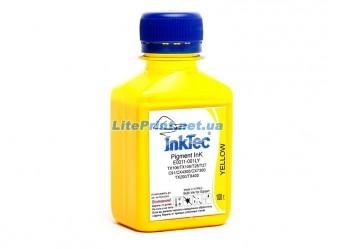 Пигментные чернила для Epson - InkTec - E0011, Yellow, 100 г