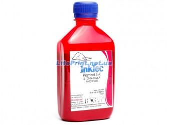 Пигментные чернила для Epson - InkTec - E10054, Red, 200 г