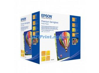 Epson - полуглянецевая 260 гм2, 10x15, 500 листов
