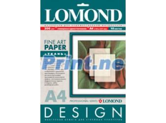 Lomond - Ткань/Textile, глянец 200 гм2, А4, 10 листов