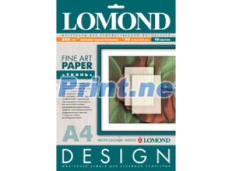 Lomond - Ткань/Textile, матовая 200 гм2, А4, 10 листов