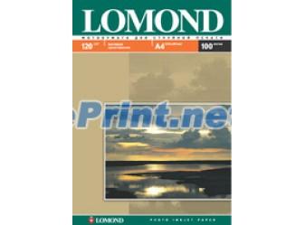 Lomond - Матовая 120 гм2, A4, 100 листов