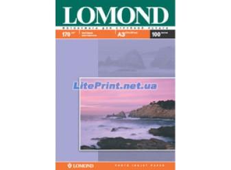 Lomond - Матовая двусторонняя 170 гм2, A3, 100 листов