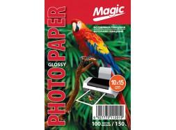 Magic - Глянец 150 гм2, 10x15, 100 листов
