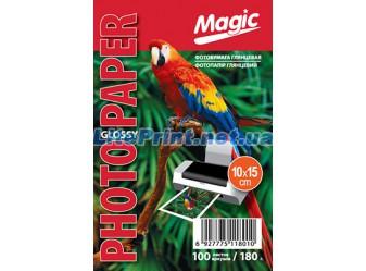 Magic - Глянец 180 гм2, 10x15, 100 листов