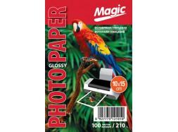Magic - Глянец 210 гм2, 10x15, 100 листов