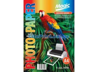 Magic - Glossy Magnetic 610 гм2, A4, 5 листов