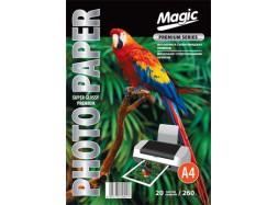Magic - премиум суперглянец 260 гм2, A4, 20 листов