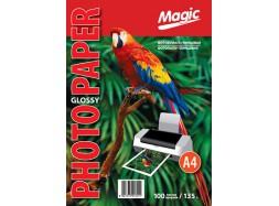 Magic - Глянец 135 гм2, A4, 100 листов