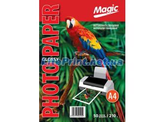 Magic - Глянец 210 гм2, A4, 50 листов
