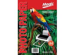 Magic - Глянец 230 гм2, A4, 50 листов