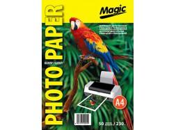 Magic - глянец двустор 230 гм2, A4, 50 листов