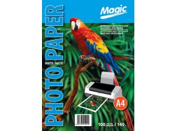 Magic - Матовая двустор 140 гм2, A4, 100 листов