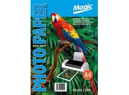 Magic - Матовая двустор 250 гм2, A4, 50 листов