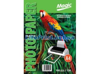 Magic - Матовая 128 гм2, A4, 100 листов