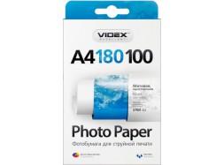 Videx - Матовая 180 гм2, A4, 100 листов