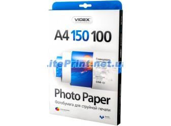 Videx - Глянец 150 гм2, A4, 100 листов