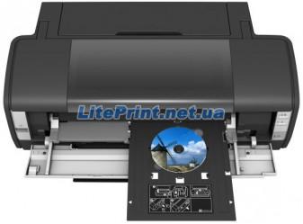 Epson Stylus Photo 1410, с СНПЧ и чернилами