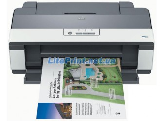 Epson Stylus Office T1100, с СНПЧ и чернилами